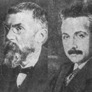 Эйнштейн и Пуанкаре