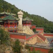 Летний императорский дворец. Китай.