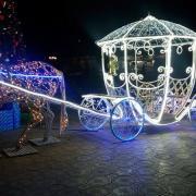 Бишкек новогодний