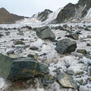 Тянь-Шань. Путешествие на ледник.
