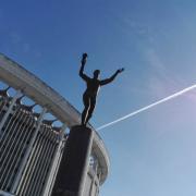 Прогулка по весеннему Санкт-Петербургу