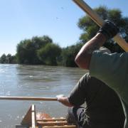 Сплав по реке в Иссык-Куль