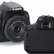 Зеркальные фотоаппараты начального уровня