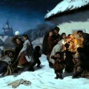 Трутовский К. А. Колядки в Малороссии. Вторая половина XIX века.